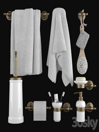 Bathroom accessories Migliore Mirella