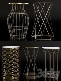 Luxury side table