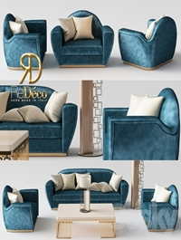 Redeco Collection 2017 Living Room