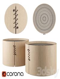 Amura Setacci Coffee Table