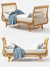 Avalon Daybed by Serena & Lily