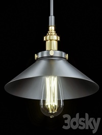 RH pendant lights loft 2