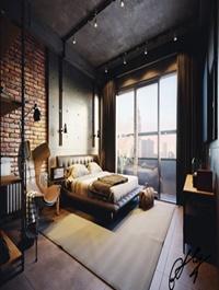 Modern Style Bedroom 614