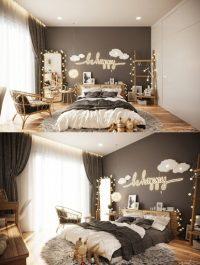 Modern Style Bedroom 607
