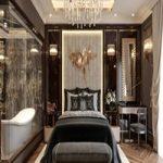 Modern Style Bedroom 606