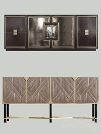 Dressers in the style of art deco 01
