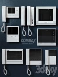 Commax Doorphones