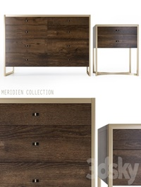 Meridien Collection bedroom Furniture