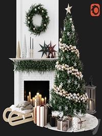 Christmas Decorative set sk 1