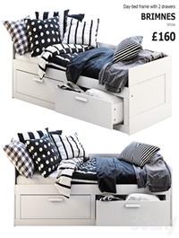Ikea Brimnes 3
