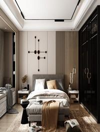 Modern Style Bedroom 623