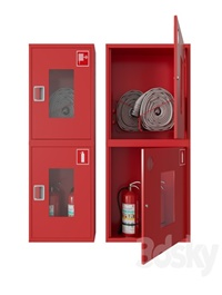 Fireproof, Cabinets