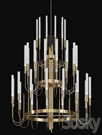 Gala suspension from covet paris