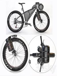 Magnum Peak - Mountain Bicycle