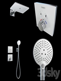 Hansgrohe Shower Rainmaker Select 460 3jet