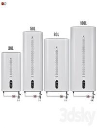 Set Water heater Electrolux EWH Royal Flash