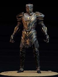 Black Panther – The Wakandan Knight