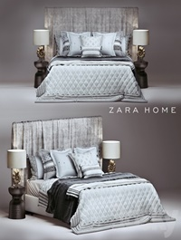 Zara Home bedroom set
