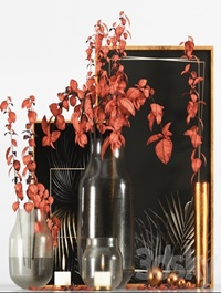 Decorative set 011