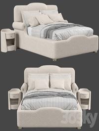 Estetica Vision Palladium Bed