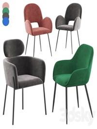 Deephouse stool Anje Tiffany La forma Konna