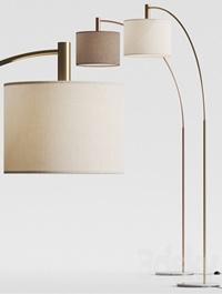 Nexo Luce Gricia Floor Lamps