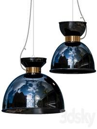 Olsson and Jensen Ceiling lamp blue