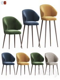 Deephouse, Bilbao, Chair, Set