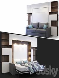 Furniture transformer Olissys DarkSide