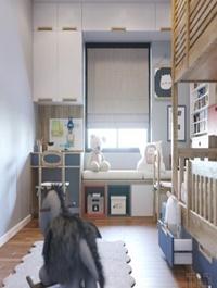Child Bedroom 10 3d model