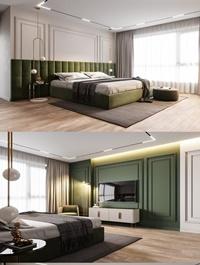 Bedroom By Xuan Hoat