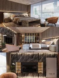 Bedroom Scene 02 by Tuan An