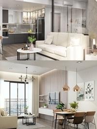 Interior Livingroom Scene Sketchup Model By TrucNguyen