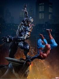 Venom vs Spiderman – 3D Print Model