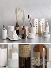 Bathroom accessories 2