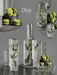 Olive water