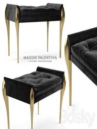 Maison Valentina Stiletto bench