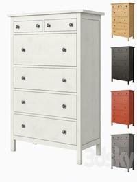 IKEA HEMNES 6-drawer chest