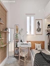 Bedroom By Dinh Van Huan