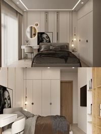 Bedroom By Hai