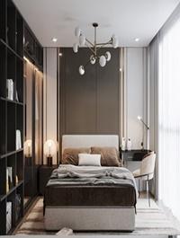 Interior Scene Bedroom By Dinh Van Huan
