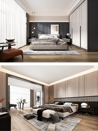 Bedroom, By, Chuns, Nguyen