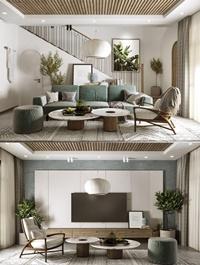 Livingroom ,564 ,by ,Giang, Vu