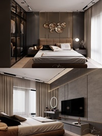 Bedroom By Pham Ha Jang