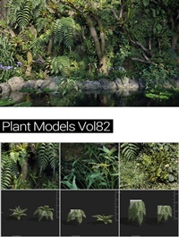 MAXTREE Plant Models Vol 82