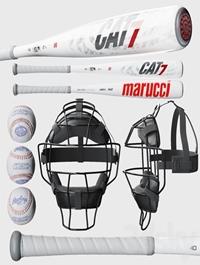 Marucci MCBC7 Cat7 BBCOR Baseball Bat
