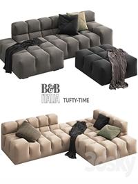 B&B Italia TUFTY-TIME 2 sofa
