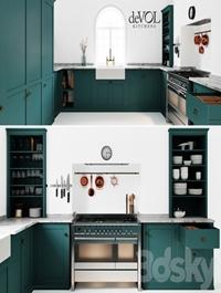 Kitchen Devol Shaker Kitchen