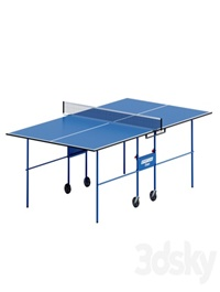 Start Line Olympic tennis table in three positions