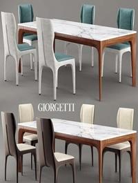Giorgetti Tiche furniture